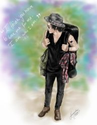 Travel Harry 1 | To Be Who I am by kassaundrajoan