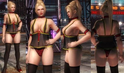 Rachel Lace Minidress by funnybunny666