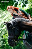 Tauriel by Itakoo