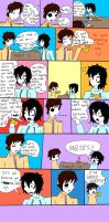 Masky and Jeff derp comic by ChillyWilly829