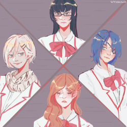 Student Council Contest by wthkiwi