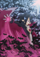 Disgaea 4 Valvatorez by J4RV