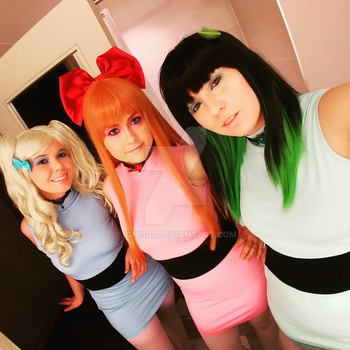 Wrong Occupation 3 Powerpuff Girls by Ignis03