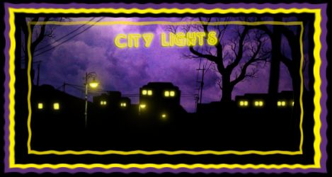 Halloween preveiw #2 City Lights by THEKIDWITHAKNIFE