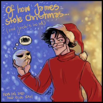 How James Stole... NO FAVS by james-potter