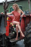 Anna the farmer's wife 13 by PhotographyThomasKru