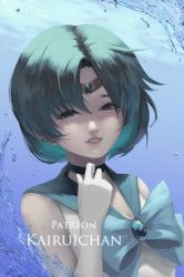 Sailor Mercury [Sailor Moon Crystal] by Kairui-chan