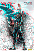 Original Sin in 3D Anaglyph by xmancyclops