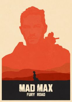 What a lovey day - Mad Max : Fury Road by lewisdowsett
