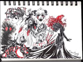 Seven Devils by Rozen-Guarde