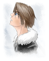 Squall by chrompetitive
