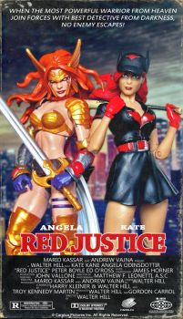 Red Justice by ittoogami