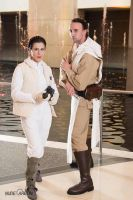Leia at C2E2 by thatbloodypirate