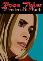 Doctor Who: Defender of Earth by jagwriter78