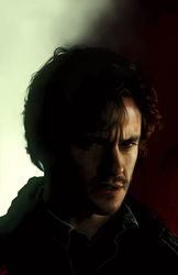 Will Graham by AmandaTolleson