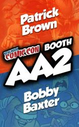 New York Comic Con by PatrickBrown