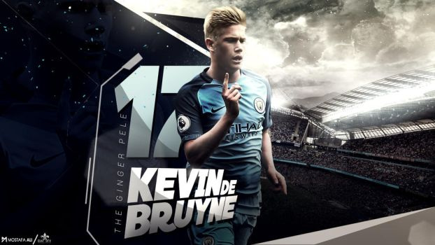 Kevin De Bruyne Wallpaper by mostafarock