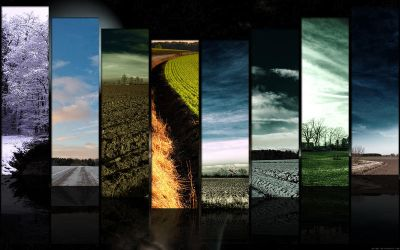 Through the Time Wallpaper by myINQI