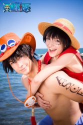 Portgas D Ace One Piece cosplay Althair 11 (3) by AlthairLangley
