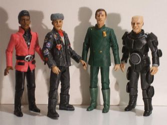 REd Dwarf Crew01 by DarkAngelDTB