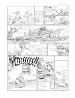 Penciled BDL T2 P031 by PatBoutin