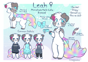 Leah | 2018 ref by candybeaches