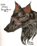 Wolfe's Demon Form by Jetta-Windstar