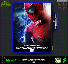 The Amazing Spider Man 2 (2014) by Loki-Icon