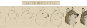 Wolf Tutorial by sighthounds