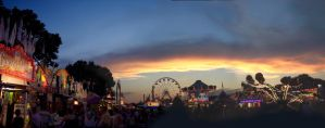 The Mighty Midway by PTPenguino