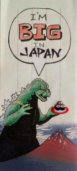 Big in Japan by Art-Minion-Andrew0