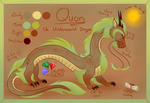Quon - Underworld Dragon by Wildfire-Tama