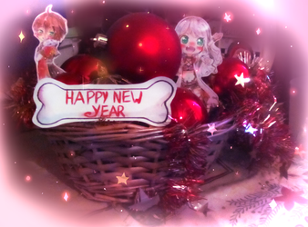 Happy New Year by WolfChagas