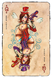 Queen Moxxi by Sonificent