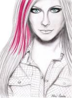 Avril Lavigne by Sondim