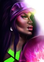 SHEA COULEE by JaysonRevenge