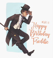Fred Astaire Tribute [10/05] by chenpathART
