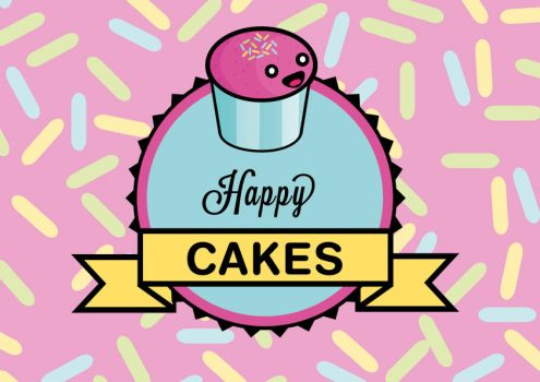 Happy Cakes by Archaox