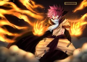 Fairy Tail 418 - The Challenger by DeviousSketcher