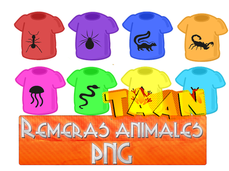 Remeras Animales-taan by TBeditions