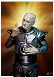 Kryten by jlfletch