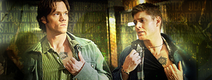 Sam and Dean by UltimatePassion