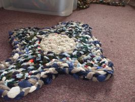 Amoebic Rug, complete 2 by scixual