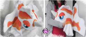 Goldeen Plush