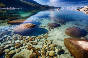 A Mellow Friday Morning at Tahoe by sellsworth