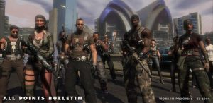 numerous players from APB by aztir