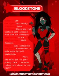 SU - Bloodstone by HotaruThodt