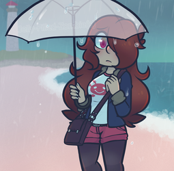Rainy Stay by Jelly-Filled-Zombies