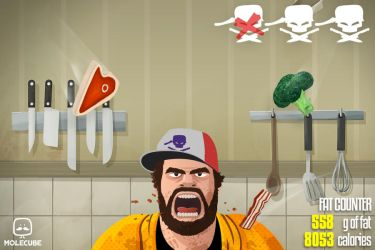 Epic Meal Time Game by davidwehmeyer