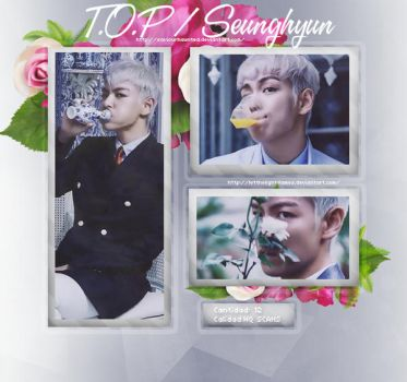 Photopack #31 TOP - BIGBANG by SaviourHaunted